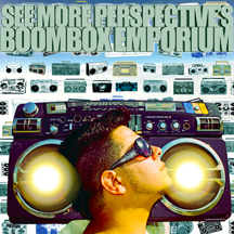 Boombox Emporium volume two -website